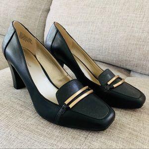 Bandolino Shoes Black Heels Size 9